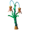 Fiberglass Playground Jellyfish Street Light