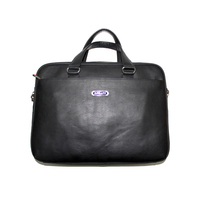 Business Leather Traveling Office Briafcase Bags