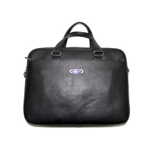 Business leather traveling office briafcase bags for men