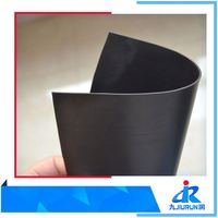 waterproof thin Red Viton rubber sheets