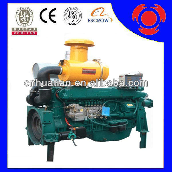 Chinese Water-cooled 300hp Diesel Engines