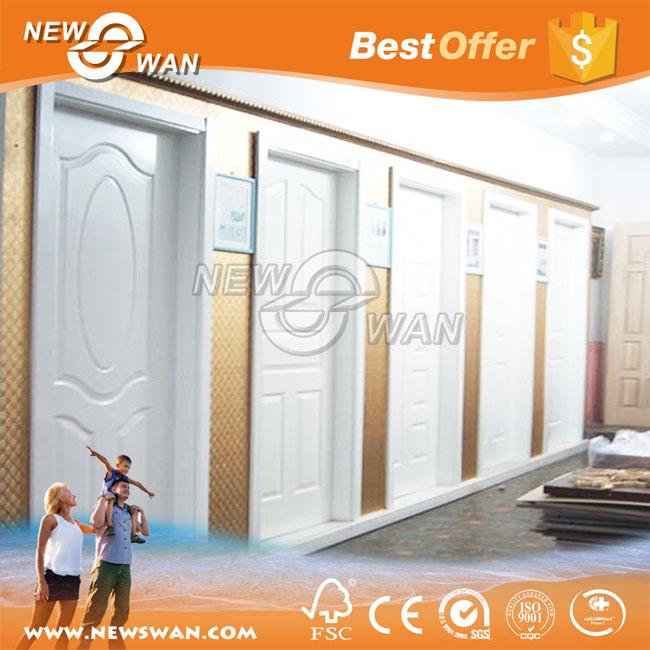 Porte per interni in legno in legno a basso costo plain - Porte a basso costo ...