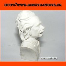 China Supplier Custom Polyresin Doll Figure Head