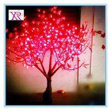 Garden project decorations Led cherry flower tree light,garden decor tree light