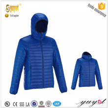 ultra light windbreaker professional supplier of China supplier down jacket