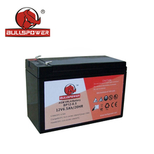 electric motorcycle battery 12v 6.5ah motorcycle battery with high quality