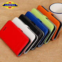 New Style Mobile Phone Case for iphone 5c From Laudtec, for iphone 5c Real Leather Case