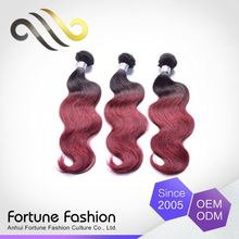 Customize Preferential Price Soft And Luster Balayage Permanent Non Silk Strand Hair Extensions Color