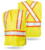 Hi Visibility Reflective Fluorescent Security safety work  Vests