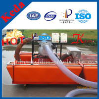 Competitive Price Mini Gold dredger selling well boat