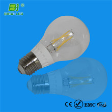 HongKong Lighting Fair hot sale energy saving environmental protection clear led candle lamp bulb
