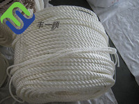 8mm nylon rope fluorescent nylon rope nylon braided rope with high quality