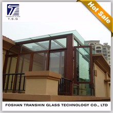 10mm australia standard tempered laminated glass for roof