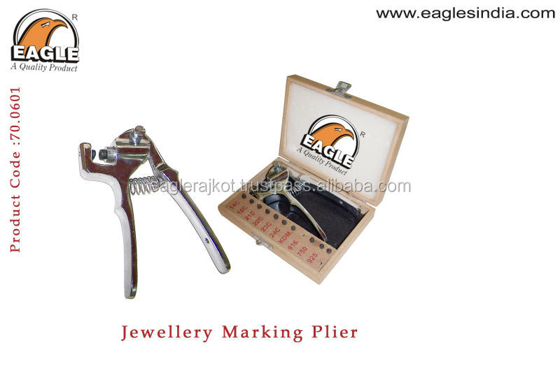 Jewelry tool for Marking Plier for goldsmith tools