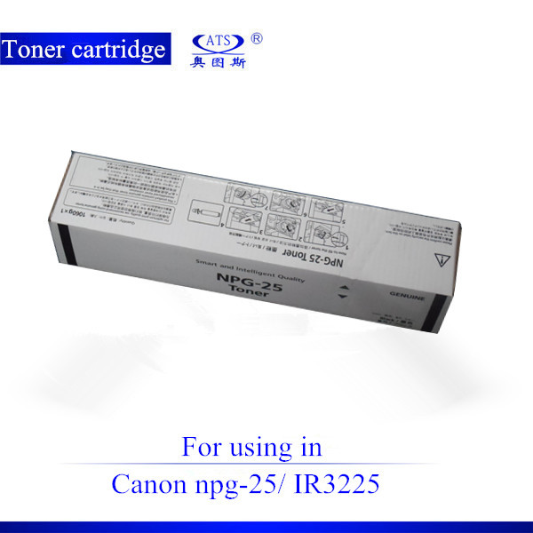 hot selling toner cartridge ir3025 compatible toner cartridge for canon ir2270 2230 2830 3025 2870 china wholesale