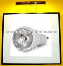 Sunflower lens sharp COB DIM GU10 5W LED light