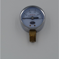 stainless steel magnehelic pressure gauge with CE