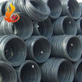 Hexagonal wire rod The fan coil rod Flexible Steel Rod Wire Rod
