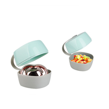 Baby products BPA Free Pacifier Plastic Luxury Soother Holder Storage Container Box Pacifiers Case