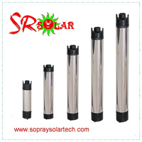 high quality deep well submersible pump/ solar agriculture water pump system