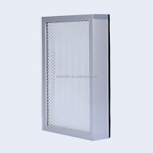 Professional Design F5- F9 Bag Filters M-Box Box Style Hepa Industrial Equipment Anti Corrosion Air Filter