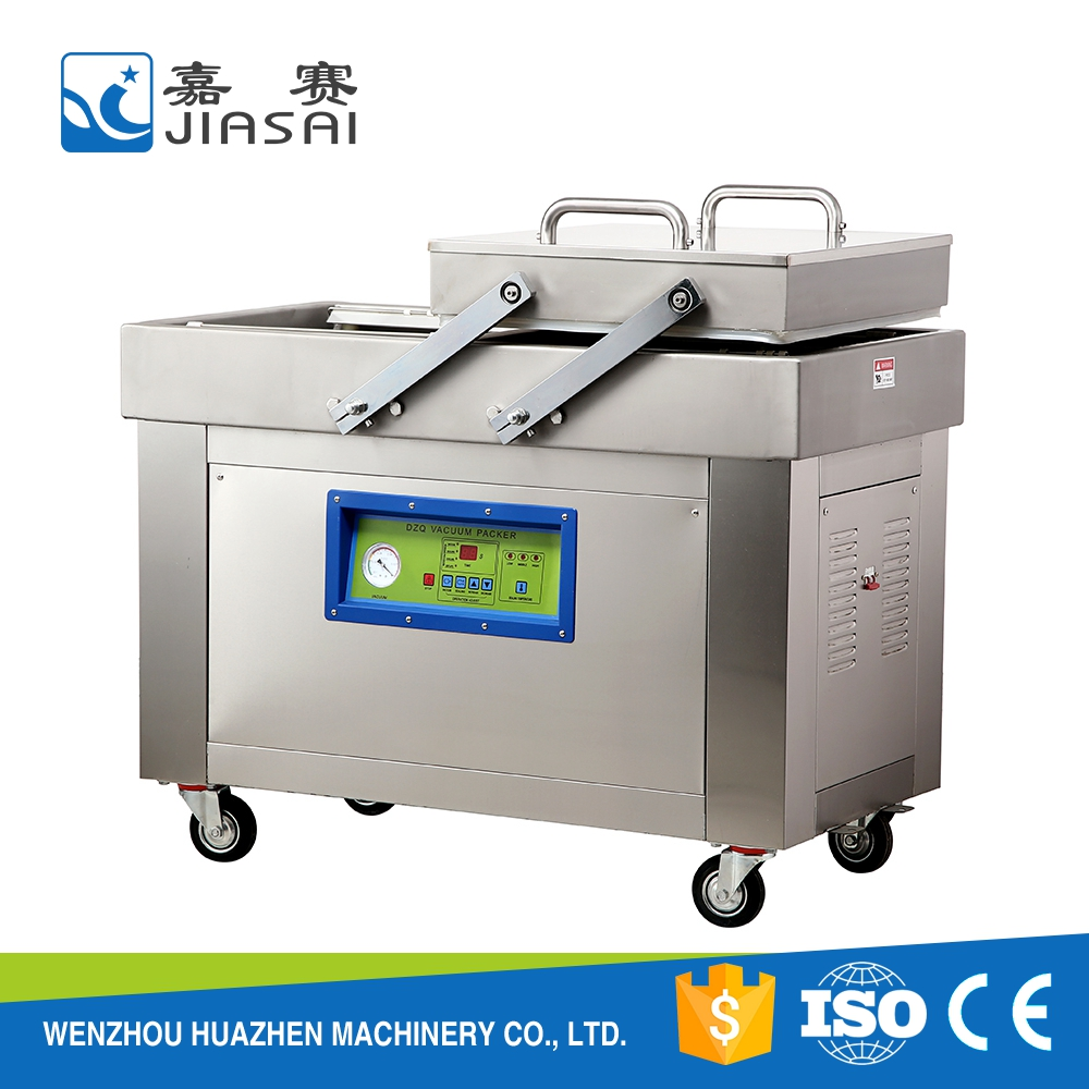 Commercial Used <strong>Vacuum</strong> Packing Machine For Rice Chicken Fish Vegetable