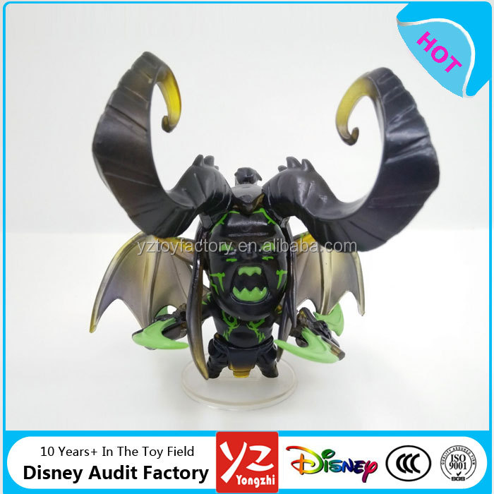 Network Game DC WOW World of Warcraft Character ILLIDAN Stormrage action figure