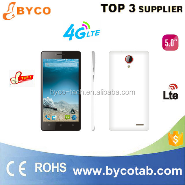 MTK6732 64Bit CPU 4g mobile phone / 4g smart mobile phone for americas Europe