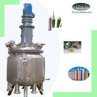 acrylic joint adhesive machine/reactor/cracking kettle