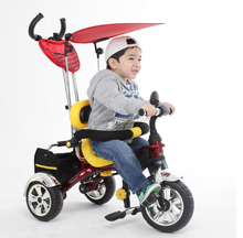 Hot selling baby carrier tricycle,Multi-function children foot tricycle,baby tricycle
