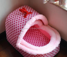 Thickened baby crib cottage cat nest princess bed slippers nest production bed VIP teddy dog house