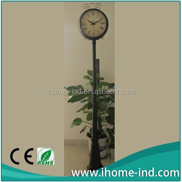 Floor Standing Outdoor Clocks 113