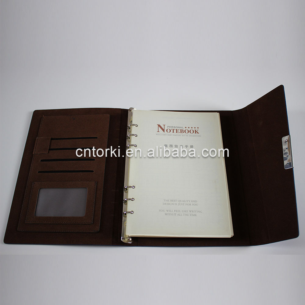 customized a5 pu leather soft creative covers for notebook