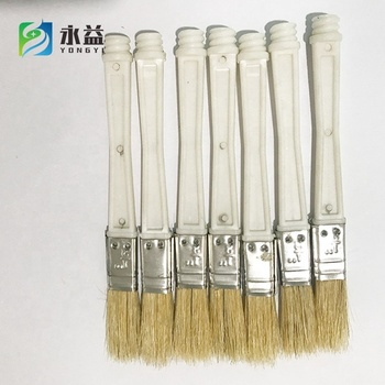 New style Good quality small angled bbq cleaning paint brush