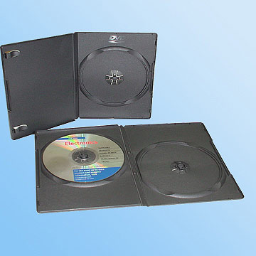 Slim DVD Cases (9mm)
