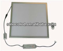 Dimmable kelvin and brightness 600*600mm 42w Grid ceiling led panel light