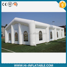 clear inflatable lawn tent