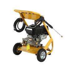 Manufacturer wholesale air conditioner cleaning machine portable trailer mounted high pressure washer 2600 psi pressure washer