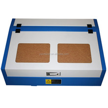 laser granite etching machine / photo laser engraver 4020