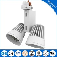 50W led stage tracking light aluminiumlamp body