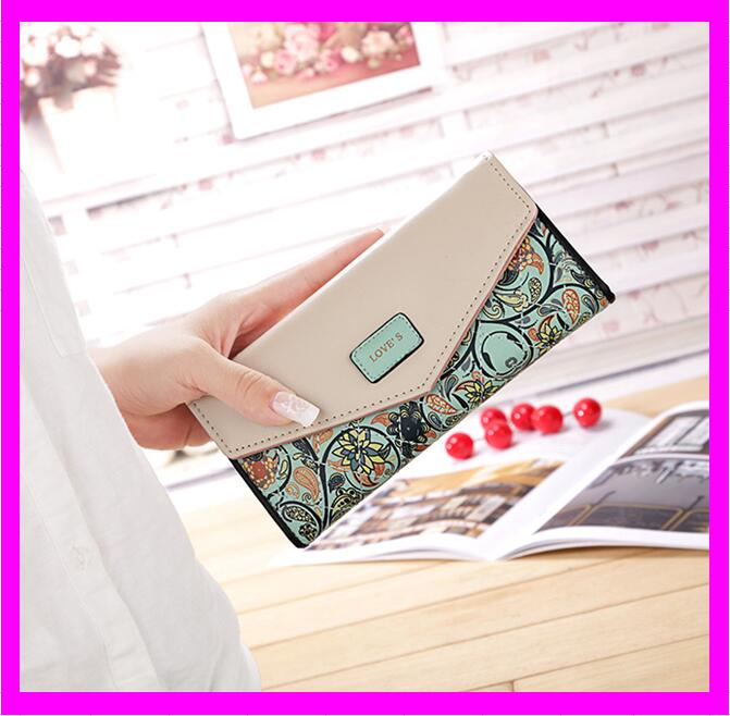 KDA1655 wholesale 2016 women ladies wallet and purse