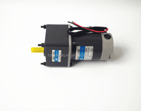 high quality brush dc gear motor with reduction