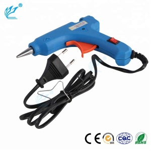 Top quality hot glue gun with glue stick