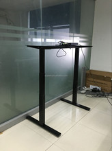 height adjustable desk system