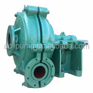 Thick Mud Heavy Duty Slurry Pump