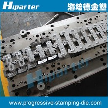 Car metal stamping part and customized automotive progressive stamping