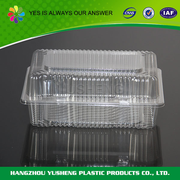 Biodegradable food packaging clamshell packaging blister