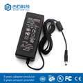 12V 5A Power Supply 60W AC Adapter for Laptop with UL Certification