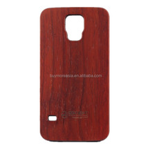 Luxury Carved Real Natural Wooded Hard case coveing for Samsung Galaxy S5 wooded carving case