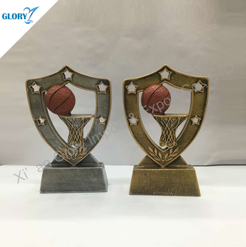 Wholesale Basketball Trophies and Awards for Dunk Souvenir